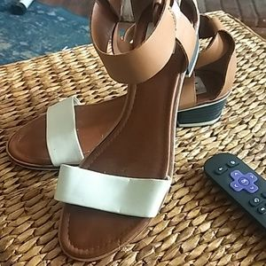 Dolce Vita ankle sandals in like new condition